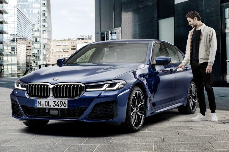 Jeśli jesteś posiadaczem BMW i Iphone, to teraz otworzysz samochód za pomocą kluczyka cyfrowego