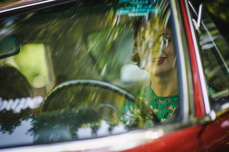 Miłośniczki klasycznych Mercedesów spotkały się w Janowie Podlaskim - zobaczcie zdjęcia z tej kobiecej imprezy!