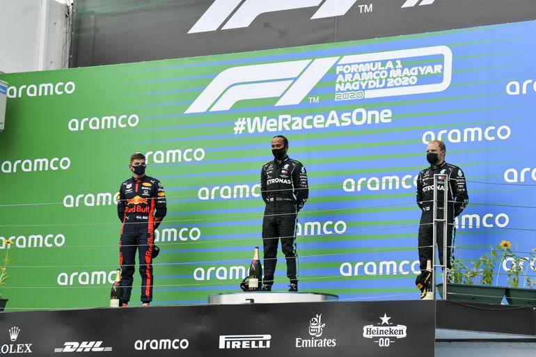GP Węgier: wygrywa Hamilton, ale prawdziwymi zwycięzcami są mechanicy Red Bulla