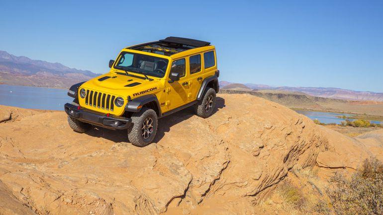 Jeep startuje z Adventure Academy. Będzie uczyć kierowców jazdy w terenie