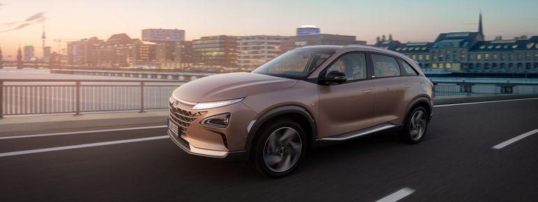 Hyundai promuje technologie wodorowe. Na czym polega program H2U?