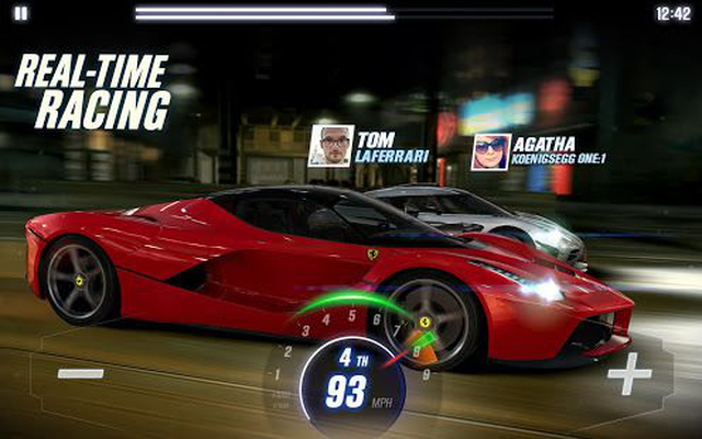 Gry wyścigowe na Androida - nasze TOP 20. Sposób na nudę!