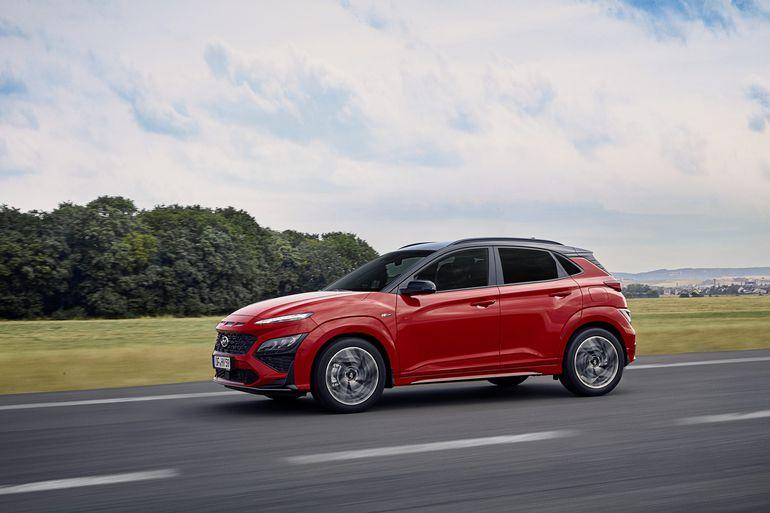 Nowy Hyundai Kona i całkowicie nowa Kona N Line zaprezentowane! SUV-y otrzymały szereg modernizacji i nowych funkcji