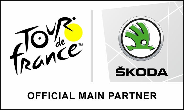 Škoda po raz 17. została oficjalnym partnerem Tour de France
