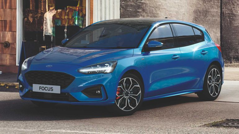 Ford Focus EcoBoost mHEV