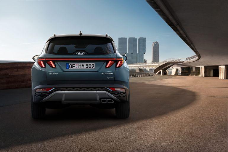 Hyundai Tucson nowej generacji zaprezentowany w całej okazałości. Zobaczcie zdjęcia!