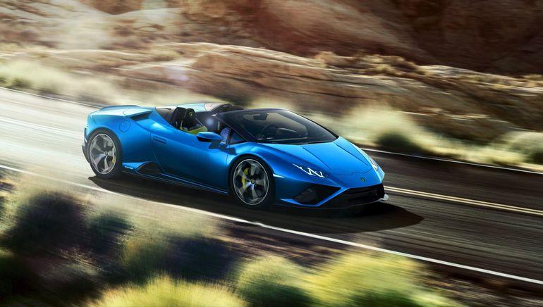 Rekordowy wrzesień Lamborghini