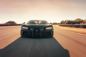 Bugatti Chiron Pur Sport - wkrótce ruszy produkcja hipersportowego samochodu