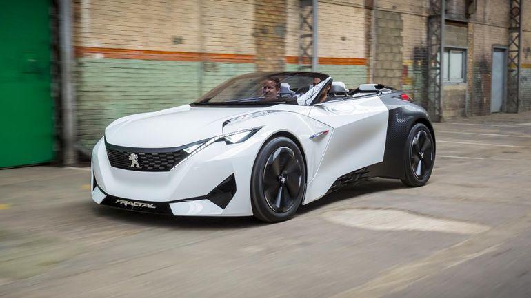 11 samochodów przyszłości od Peugeota - całkowicie wyposażone i gotowe do jazdy. Znacie wszystkie?