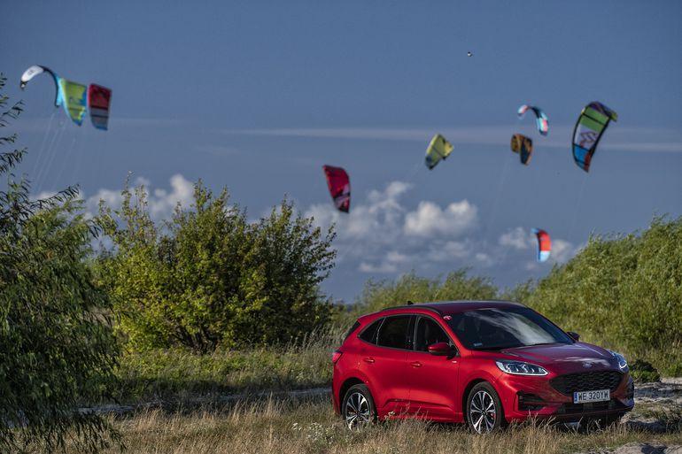 Zawody Ford Kuga Kite Challenge zakończone pełnym sukcesem. Byłyśmy tam!