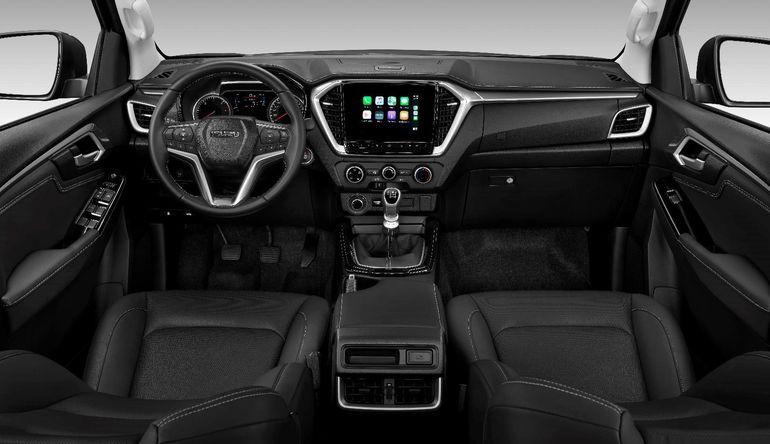 Nadjeżdża nowy Isuzu D-Max - największy twardziel w gamie pick-upów marki?