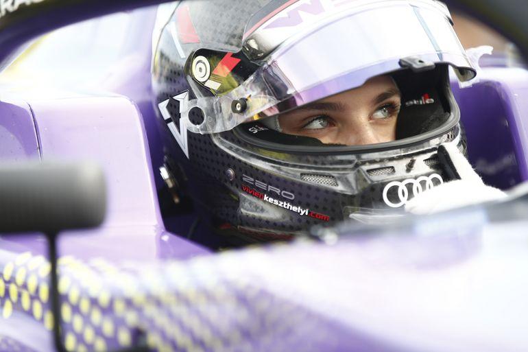 Vivien Keszthelyi rozpoczęła karierę w wieku 13 lat. Dziś jest oficjalnym kierowcą rezerwowym w W Series!