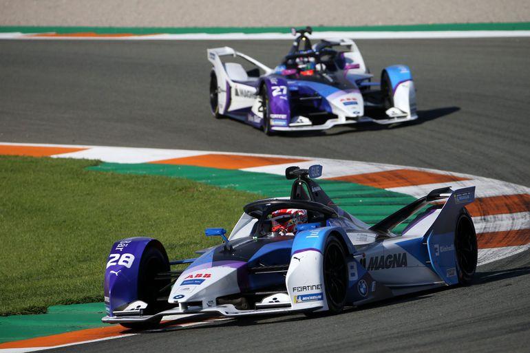 Zespoły wycofują się z Formuły E