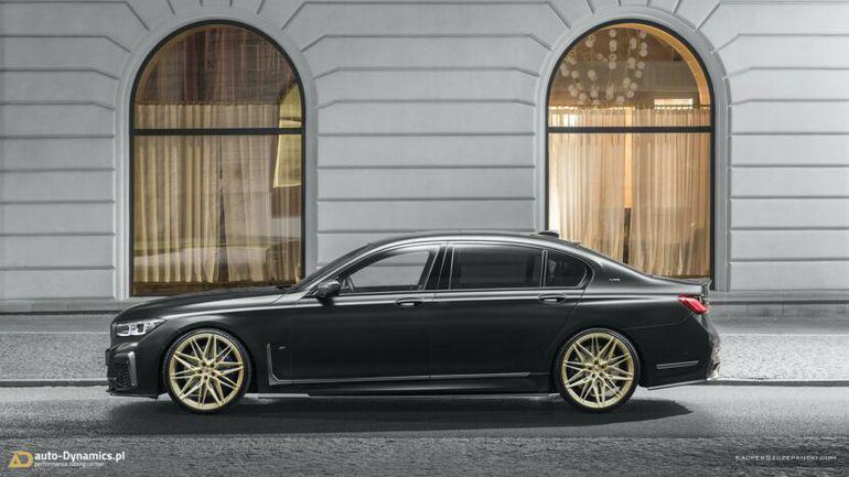 BMW M760Li xDrive - przepis na tuning