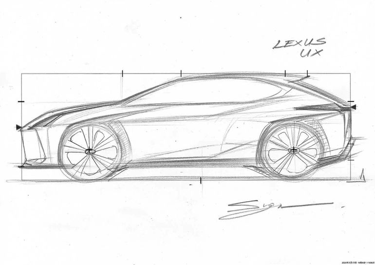 Projektanci Lexusa uczą podstaw rysowania i zachęcają do poznania japońskiej kultury