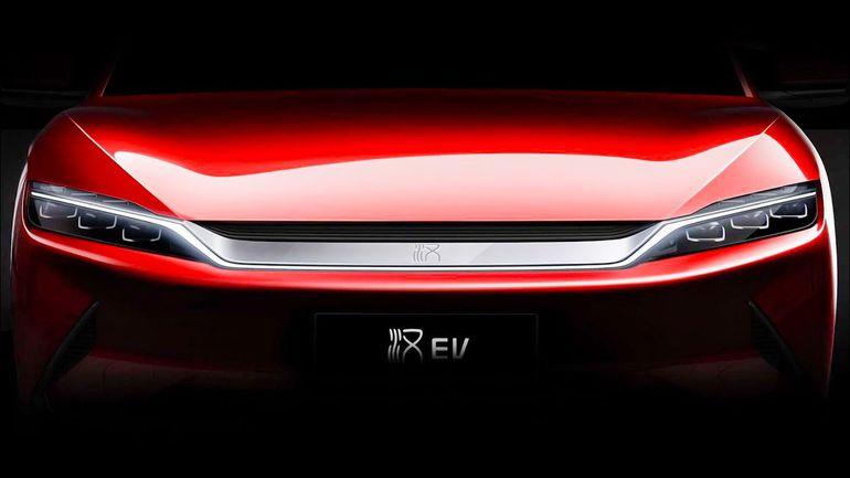 Han EV – długo wyczekiwany model sedana od BYD. Groźny rywal dla Tesli?