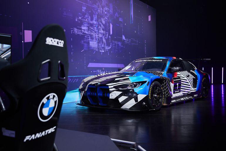 Kierownica BMW M4 GT3 – pierwsza jednocześnie do samochodu wyścigowego i symulatora
