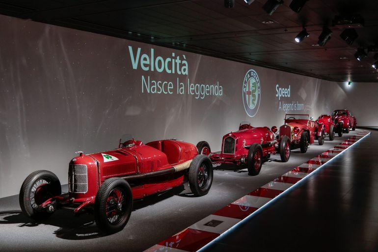 Alfa Romeo świętuje oficjalnie 110 lat istnienia. Pokaże