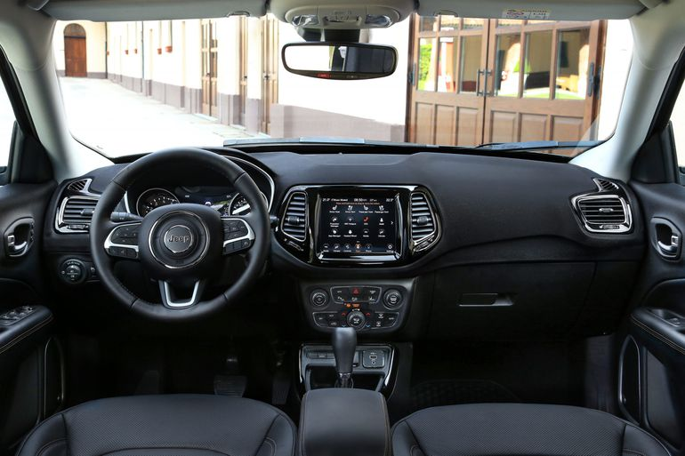 Nowy Jeep Compass 2020