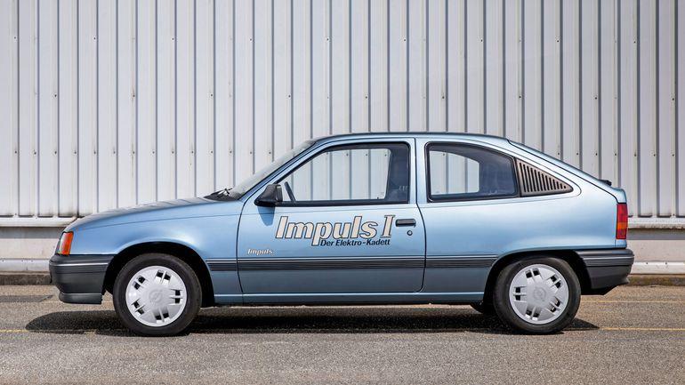 Opel Kadett Impuls I. Przodek elektrycznej Corsy ma już 30 lat