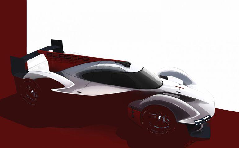 Porsche stworzy hybrydowy samochód wyścigowy!