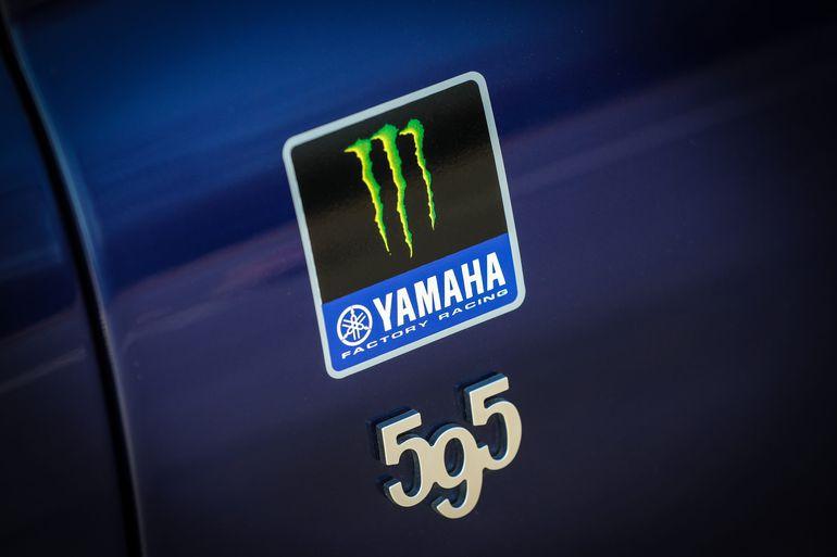 Nowe Abarth 595 Scorpioneoro i Abarth 595 Monster Energy Yamaha - edycja limitowana