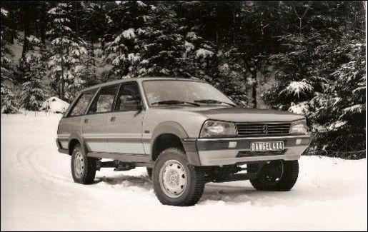 Teraz w dostawczych Peugeotach możesz mieć napęd 4x4