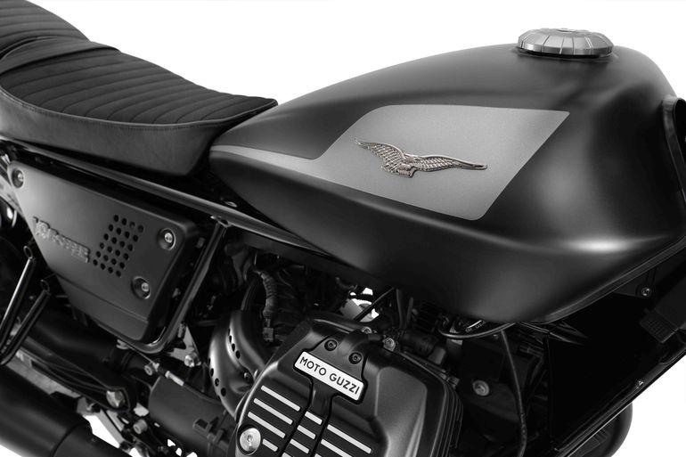 Moto Guzzi V9 w nowej odsłonie. Producent nie zwalnia tempa