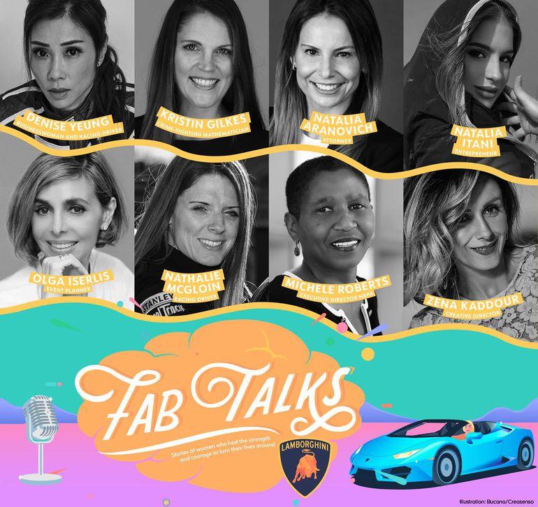 Lamborghini FAB Talks