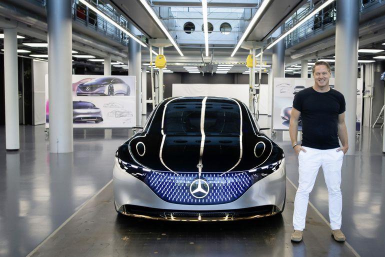 Czy Mercedes może fascynować?