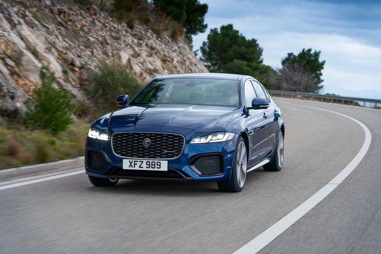 Jaguar XF 2021 Saloon & Sportbrake