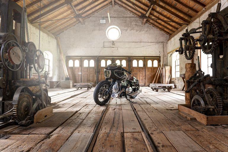 Blechmann R 18 – nowy custom bike od BMW Motorrad