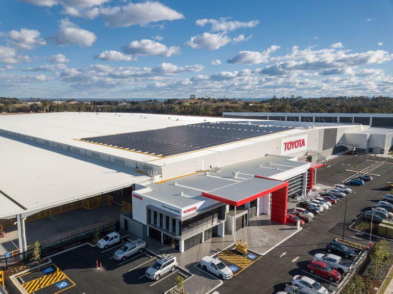 Toyota tworzy pierwszą stację wodorową w Melbourne