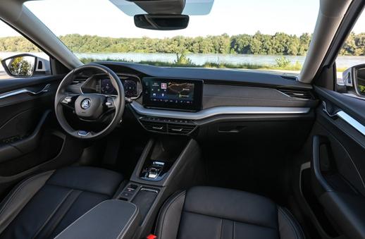 Škoda Octavia w wersji e-TEC z technologią miękkiej hybrydy