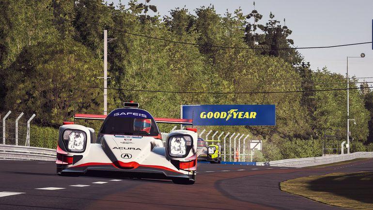 Rebellion Williams Esport #1 z dwoma Polakami w składzie wygrywa wirtualny, 24-godzinny wyścig Le Mans