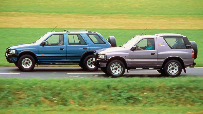 Opel Frontera ma już 30 lat. To pierwszy, rekreacyjny samochód z napędem na wszystkie koła