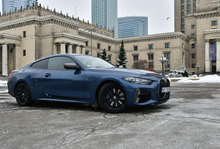 BMW M440i xDrive Coupé