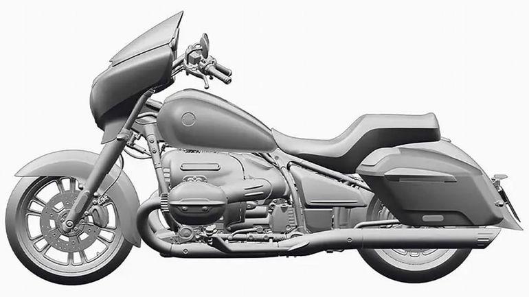BMW stworzy motocykl wielkości samochodu!