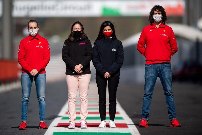Iron Dames i Ferrari łączą siły
