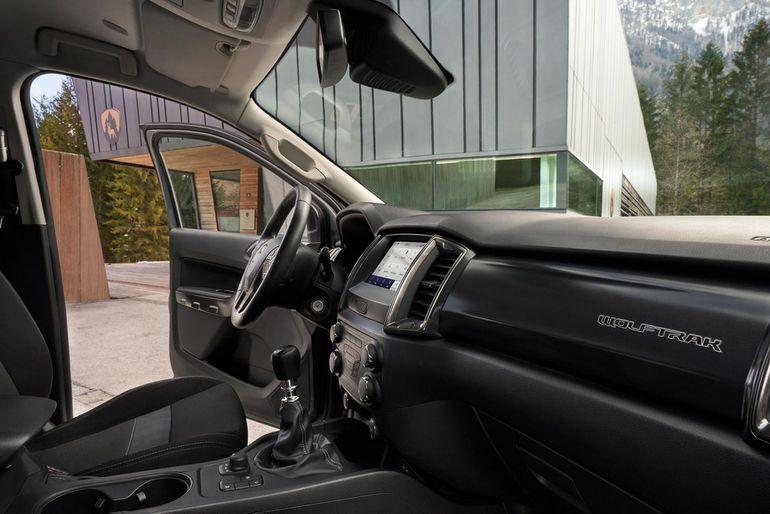 Ford Ranger Stormtrak i Wolftrak