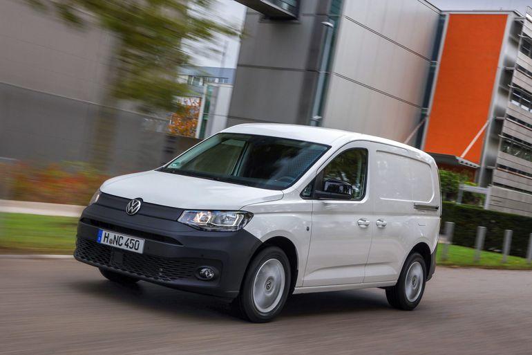 Volkswagen Caddy 5 Cargo