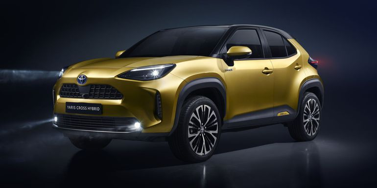 Toyota zapowiada nowego elektrycznego SUV-a