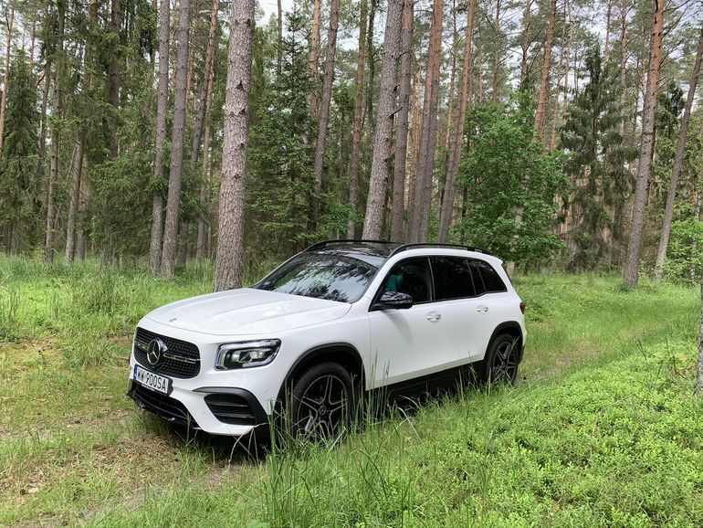 Mercedes-Benz GLB 250 4MATIC