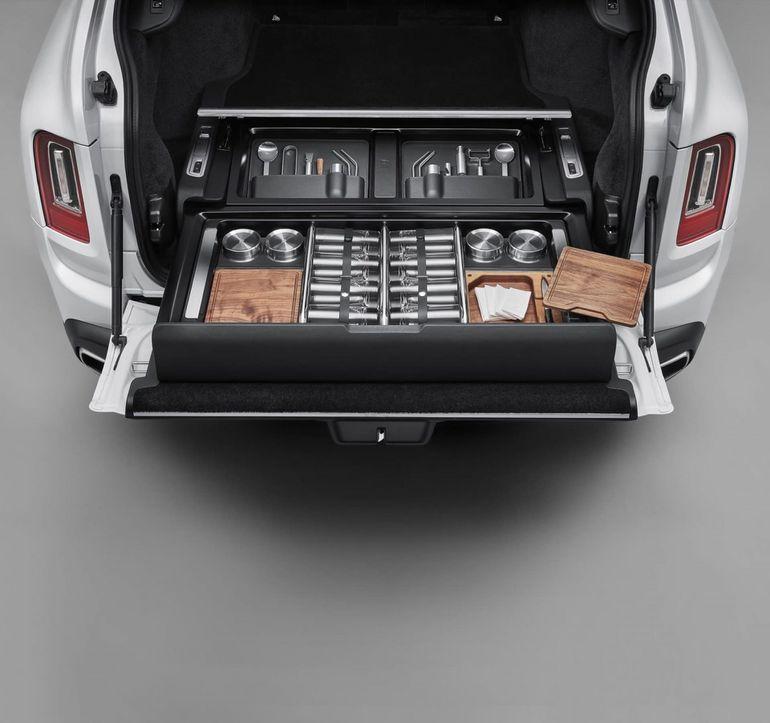 Rolls-Royce Motor Cars Cullinan Recreation Module