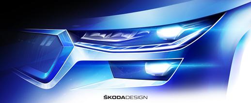 Nowa Škoda Kodiaq