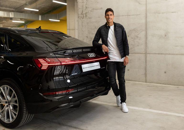 Najnowsze Audi dla piłkarzy Realu Madryt. Jakie modele wybrali?