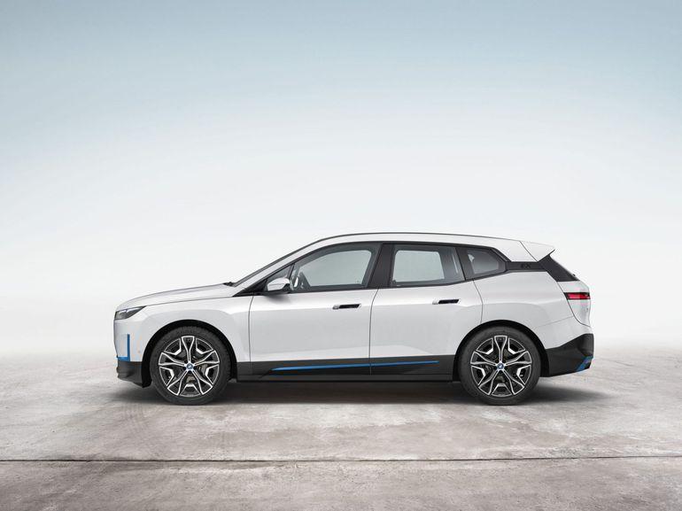BMW iX xDrive40 & BMW iX xDrive50