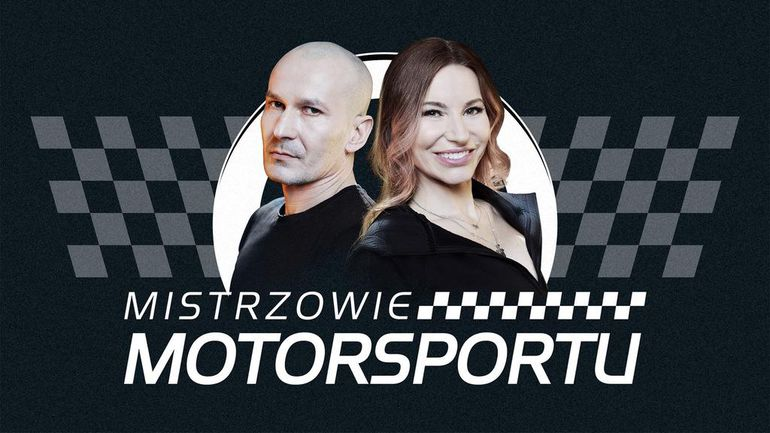 """Karolina Pilarczyk i """"Mistrzowie Motorsportu"""""""