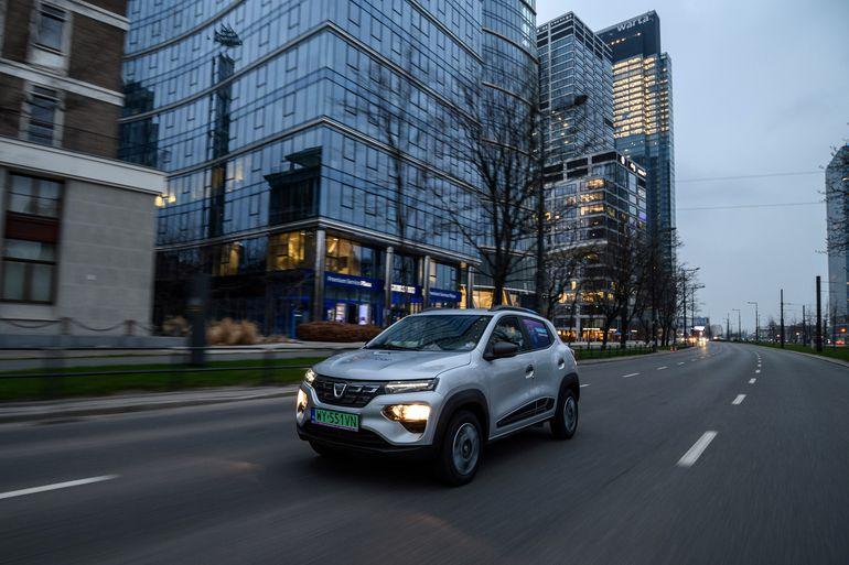 Nowa Dacia Spring już w Polsce. Wersja Business dołącza do floty Traficara