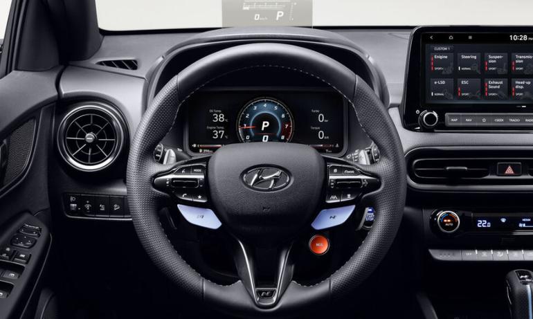 Hyundai Kona N -